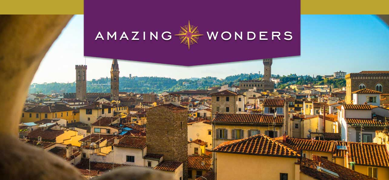 Amazing Wonders - Luxury Travel Guide