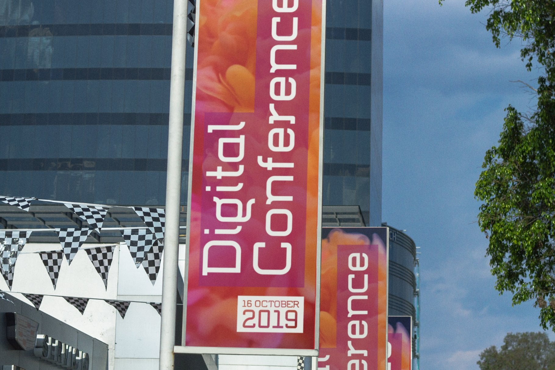 Digital Corporate Design Typeface