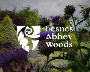 Lesnes Abbey branding