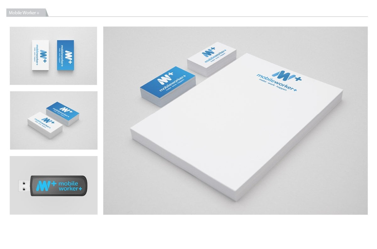 marketing material designs