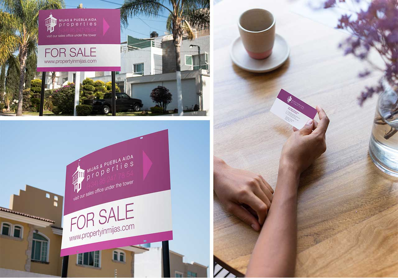 Property Sales Marketing Design