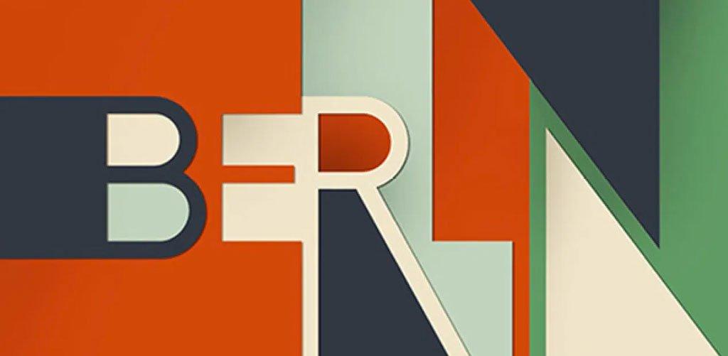 Berlin Free Retro Font Family
