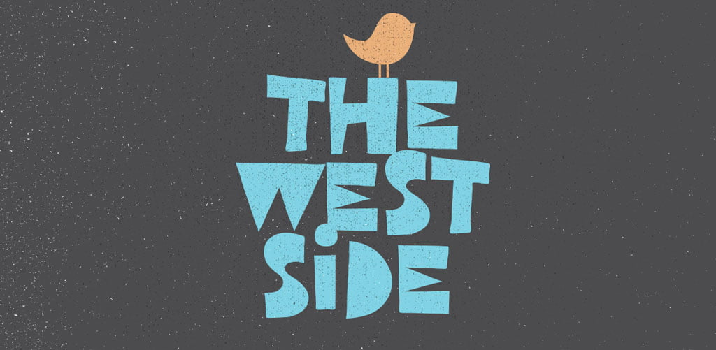 West Side Retro Free Font